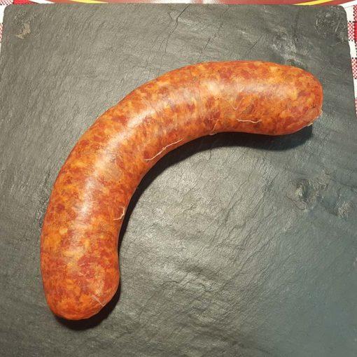 Chorizo doux frais