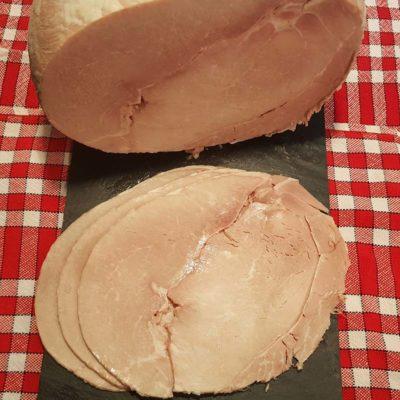 Jambon blanc cuit sans sel nitrité